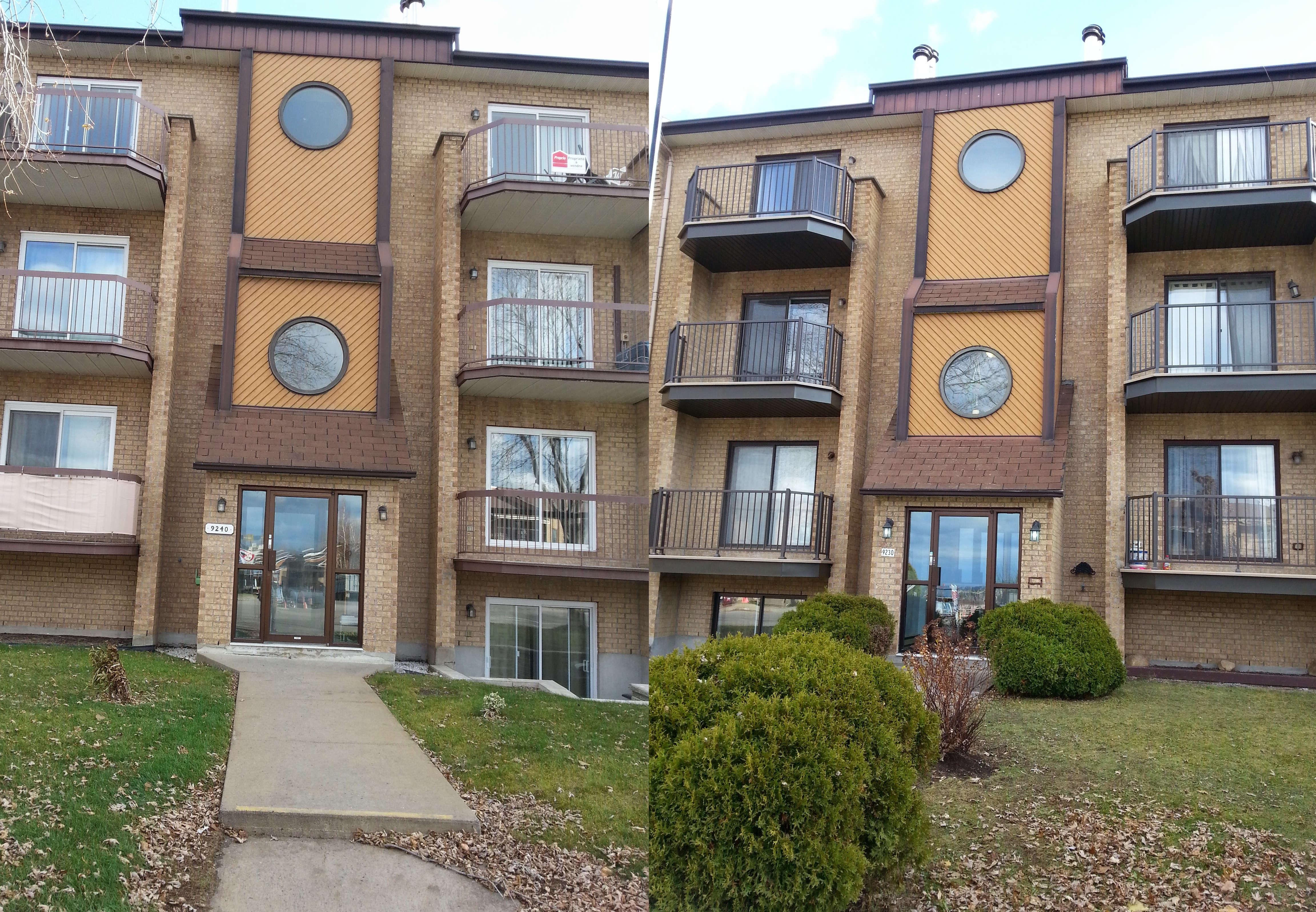 Auvent Balcon tout auvents   balcons de fibre de verre et de balcons en aluminium
